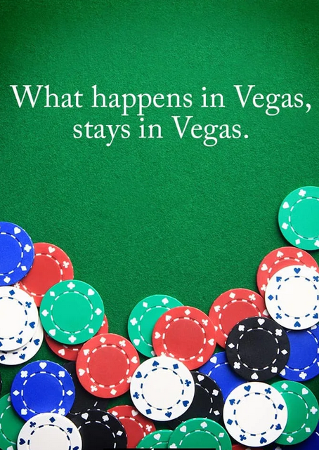 Stays in Vegas